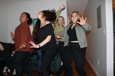 Dance Frenzy